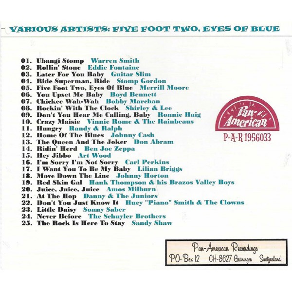 Eddie Fontaine - Rollin' Stone / I'm Through Chasing After You