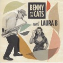 Benny and the Cats meet Laura B
