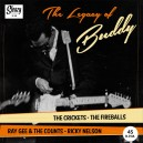 The Legacy Of Buddy - Various artists