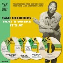 SAR Records That's Where It's At - Various