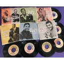 "Rockin' Blues Kings 7"" VINYL EPs"