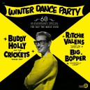 Buddy Holly & The Crickets, Ritchie Valens, The Big Bopper