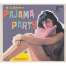Let's Throw A Pajama Party Vol.2 - Various