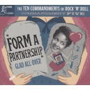 Form A Partnership (Glad All Over) - Various