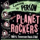 The Planet Rockers