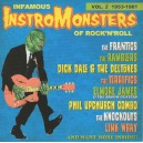 Infamous Instro-Monsters of Rock'n'Roll Vol.2